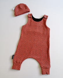 Dungaree roest dots