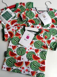 Tshirt meloen 56/62