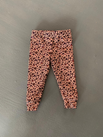 Legging panter roze