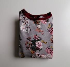 Sweater bloemen