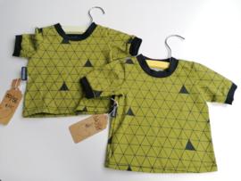 Tshirt triangle