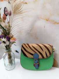 Nila bag mini groen