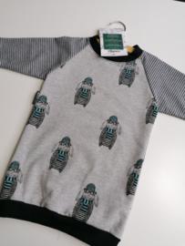 Sweaterdress konijn 86/92