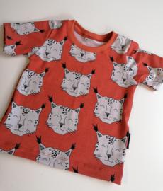 Tshirt lynx