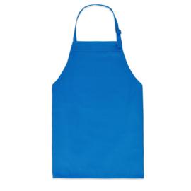 Keukenschort turquoise met naam (kinderen)