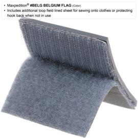 Maxpedition PVC Morale Patch (Belgium Flag)