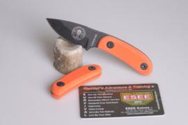 ESEE Candiru G10 greepdelen oranje (zonder mes)