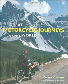 Colette Coleman: Great Motorcycle Journeys of the World