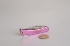 Rough Rider Pink Lockback