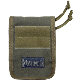 Maxpedition Small Notebook Cover 3inch x 5 inch