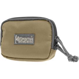 Maxpedition Hook-&-Loop 3 x 5 Zipper Pocket
