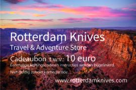 Cadeaubon van Rotterdam Knives