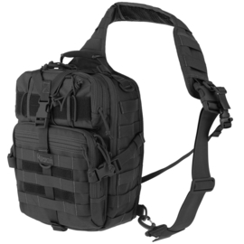 Maxpedition Malaga Gearslinger Black 0423B