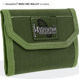 Maxpedition CMC Wallet OD Groen