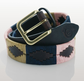 ESTRIBOS Rosa Polo Belt