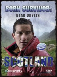 DVD Bear Grylls Born Survivor Scotland