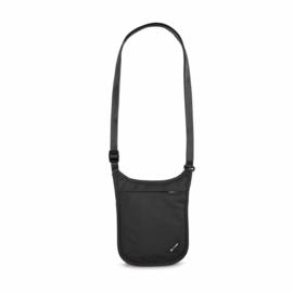 PACSAFENeck Pouch Coversafe V75 - zwart