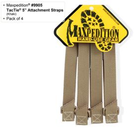 Maxpedition 5 inch TacTie (pak van 4)