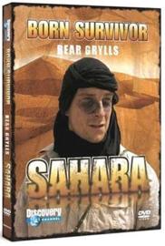 DVD Bear Grylls Born Survivor Sahara