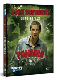 DVD Bear Grylls Born Survivor Panama