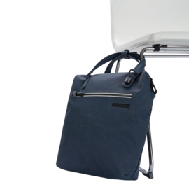 PACSAFE Instasafe Tote Rugzak - charcoal