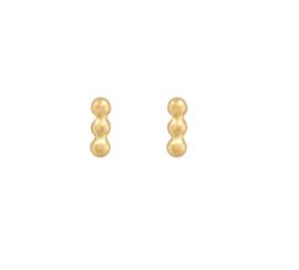 Mini Tiny Dots Oorbellen - Goud/Zilver