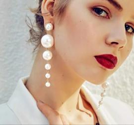 Pearle Oorbellen