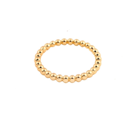 Dots Ring - Goud/Zilver