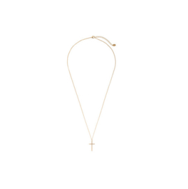 Cross of Faith Ketting - Goud & Zilver