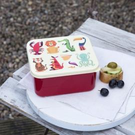 Rex London Colourful Creature lunchbox