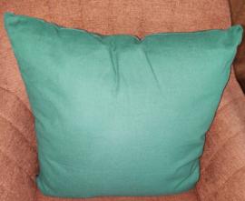 Kussen groen