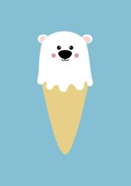 IJsbeer ijsje