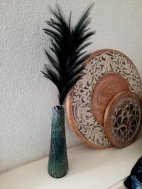 Ornament veer groen
