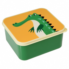 Rex London lunchbox Krokodil