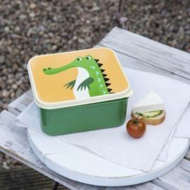 Rex London lunchbox Krokodil