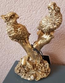 Papegaai Samson goud