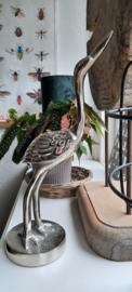 Kaarsenhouder vogel