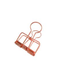 Binder Clips Copper M