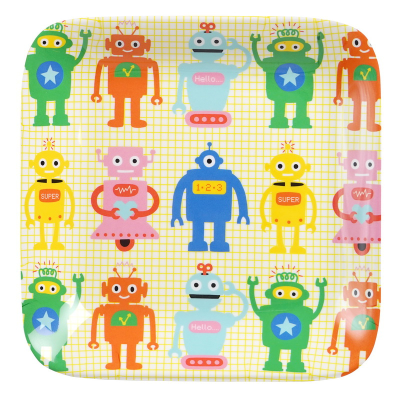 Funky Robots  lunch set