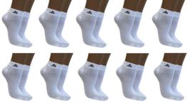 10 paar witte  i1R biker sokken