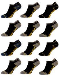 sneaker werksokken set van 12 paar