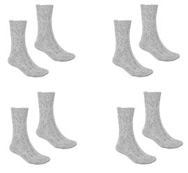 Noorse Wollen Sokken 4 paar