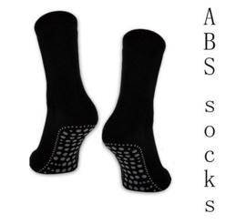 Huissokken ABS zwart 3 paar