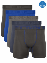 And1 Sport Boxershorts 5 Pack