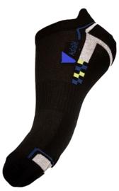 fantasie katoenen sneaker sokken 12 paar voordeel verpakking maat 40-46