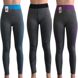 yoga annex sportleggings 3pack S/M