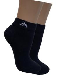 20 paar black&white  i1R biker sokken