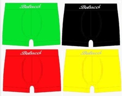 Belucci herenboxershorts  4pack