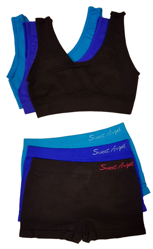 Sweet Angel meisjes setjes boxer met topje
