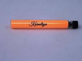 Korneliya Nailart Decor Zand Neo Oranje 125